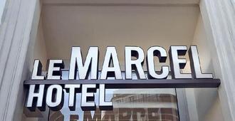 马塞尔酒店 - 巴黎 - 建筑