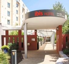 马赛市中心圣查尔斯火车站宜必思酒店
