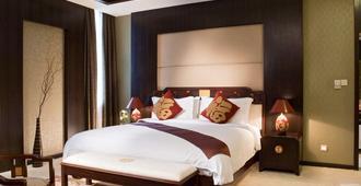 美爵西安人民广场酒店 - 西安 - 睡房