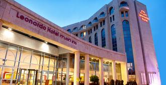 耶路撒冷莱昂纳多酒店 - 耶路撒冷 - 建筑