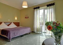 贝尔威德酒店 - 卡尔帕奇 - 睡房