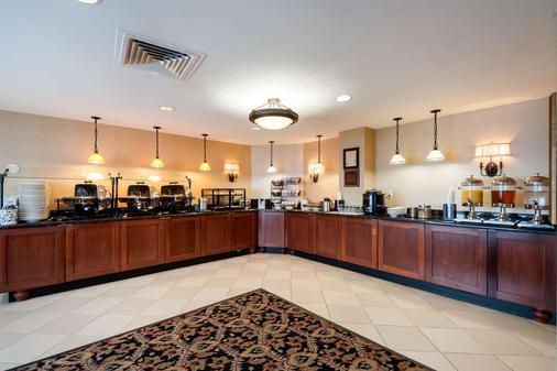 阿灵顿法院克拉里翁酒店 - 阿林顿 - 自助餐