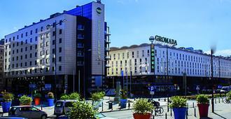 格罗马达华沙中心酒店 - 华沙 - 建筑