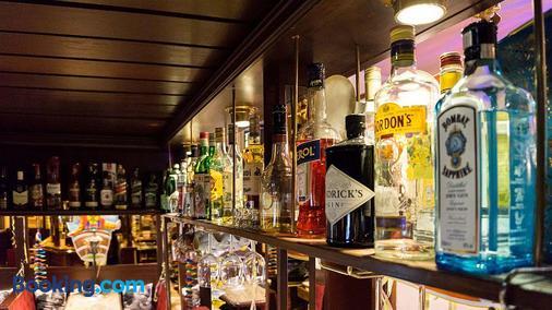 科恩城斯卡达酒店 - 科隆 - 酒吧