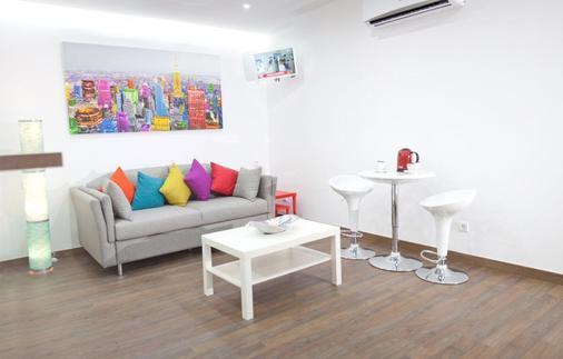 阿利坎特彩色套房公寓 - 阿利坎特 - 客厅
