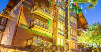 拉海图斯蒂洛中心酒店 - 格拉玛多 - 建筑