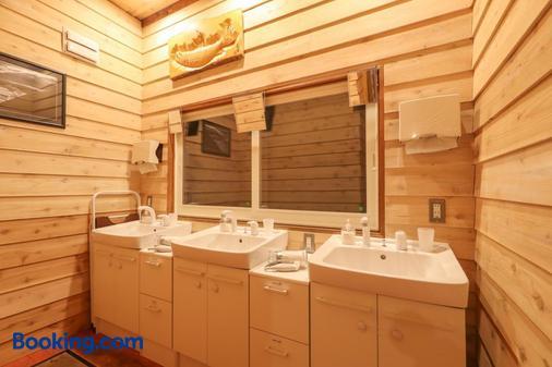 札幌旅舍 - 札幌 - 浴室