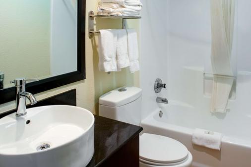 普莱恩菲德品质酒店 - 平原镇 - 浴室