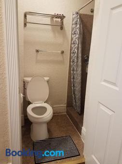 奥兰治村旅舍 - 旧金山 - 浴室