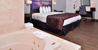 好莱坞/洛杉矶美国最有价值旅馆 - 洛杉矶 - 睡房