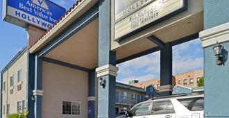 好莱坞/洛杉矶美国最有价值旅馆 - 洛杉矶 - 建筑