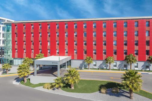 奇瓦瓦华美达安可酒店 - 契(奇)瓦瓦州 - 建筑