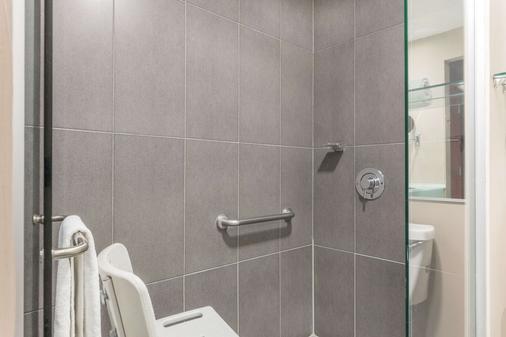 奇瓦瓦华美达安可酒店 - 契(奇)瓦瓦州 - 浴室