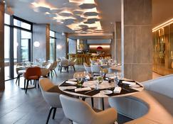 普尔曼阿比让酒店 - 阿比让 - 餐馆