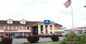 伊利诺伊伊马里昂美洲最佳价值酒店 - 马里昂