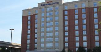 万豪匹兹堡北岸春季山丘套房酒店 - 匹兹堡 - 建筑
