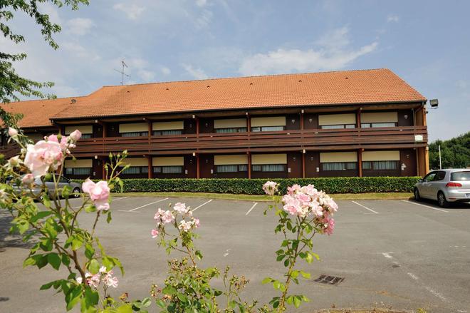 圣康铂酒店 - 桑特 - 建筑
