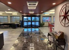 贝斯特韦斯特路易斯维尔机场博览会修尔住宿普拉斯酒店 - 路易斯威尔 - 大厅