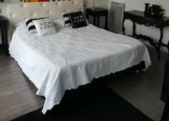 伊札拉套房 SPA 酒店 - 勒图凯 - 睡房