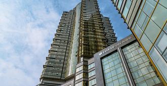 麻浦乐天城市酒店 - 首尔 - 建筑