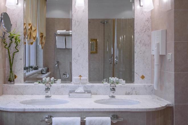 阿波罗布拉迪斯拉发大酒店 - 布拉迪斯拉发 - 浴室