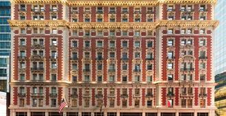 尼克博克酒店 - 纽约 - 建筑