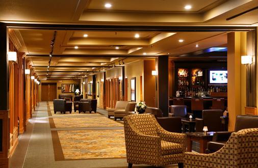 班夫公园旅馆 - 班夫 - 酒吧