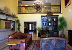 圣伊西德罗旅馆贝斯特韦斯特酒店 - 拉雷多 - 大厅