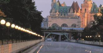 费尔蒙特洛里耶堡酒店 - 渥太华 - 建筑