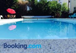 安克雷奇酒店 - 托基 - 游泳池
