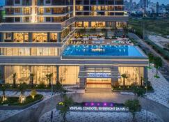 岘港珍珠江景酒店 - 岘港 - 建筑