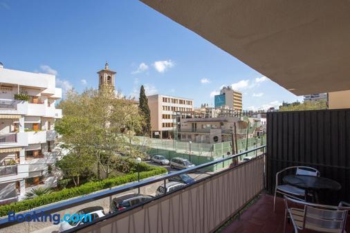 博南尼旅馆 - 马略卡岛帕尔马 - 阳台