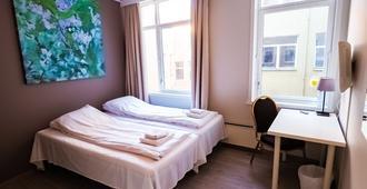 卑尔根经济酒店 - 卑尔根 - 睡房