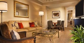 奥尔良欧尼皇家酒店 - 新奥尔良 - 客厅