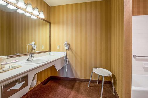 圣乔治套房凯瑞华晟酒店 - 会议中心区 - 圣乔治 - 浴室