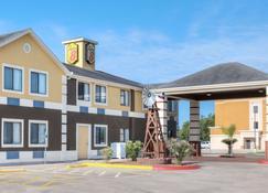 维多利亚北-购物区速8酒店 - 维多利亚(德克萨斯州) - 建筑