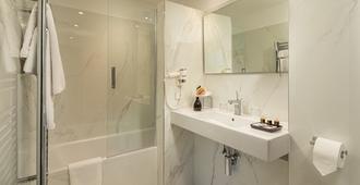布达佩斯大陆酒店 - 布达佩斯 - 浴室