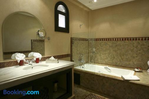 阿尔法希亚阿古达尔酒店 - 马拉喀什 - 浴室