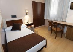 萨拉戈萨皇家酒店 - 萨拉戈萨 - 睡房