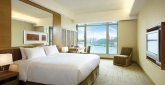 帝景酒店 - 香港 - 睡房