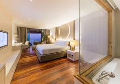 达拉海角度假酒店 - 芭堤雅 - 睡房