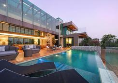 达拉海角度假酒店 - 芭堤雅 - 游泳池