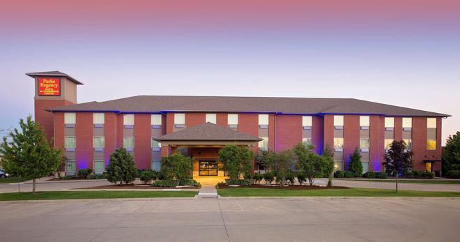帕克丽晶酒店和会议中心-BW高级典藏 - 布卢明顿 - 建筑