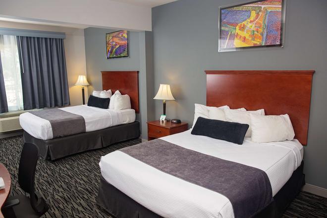 帕克丽晶酒店和会议中心-BW高级典藏 - 布卢明顿 - 睡房