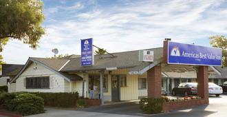 利佛摩美洲最佳价值酒店 - 利弗莫尔 - 建筑