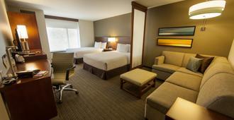蒂华纳酒店 - 提华纳 - 睡房