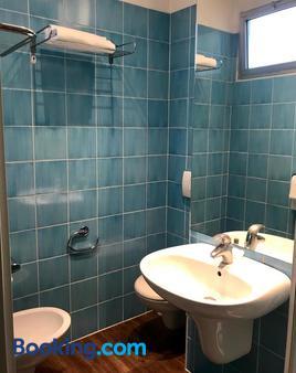 普林西di皮埃蒙特酒店 - 里米尼 - 浴室