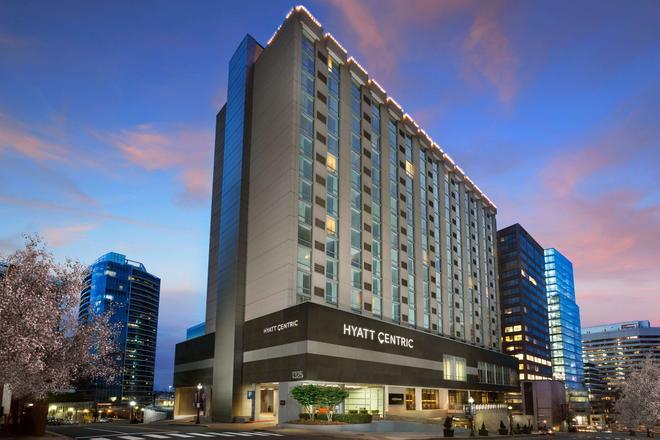 阿林顿中心凯悦酒店 - 阿林顿 - 建筑