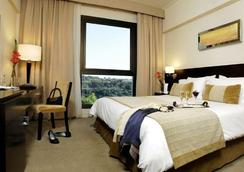 伊瓜苏全景酒店 - 伊瓜苏 - 睡房