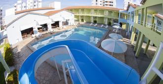 帕克达斯阿瓜酒店 - 阿拉卡茹 - 游泳池